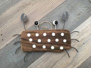driftwood art animals