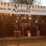 Russells garden centre christmas 2018